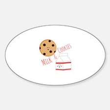 Milk Cookies Decal
