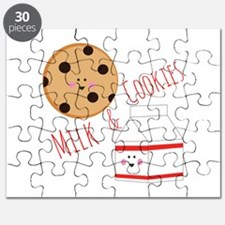 Milk Cookies Puzzle