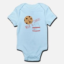 Milk Cookies Body Suit
