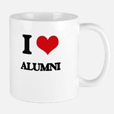 I Love Alumni Mugs