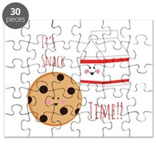 Snack Time Puzzle