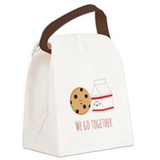 Go Together Canvas Lunch Bag