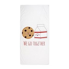 Go Together Beach Towel