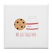 Go Together Tile Coaster