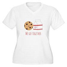 Go Together Plus Size T-Shirt