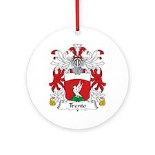 Trento Ornament (Round)
