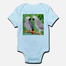 African Greys Body Suit