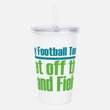 Marching Band Field Acrylic Double-wall Tumbler