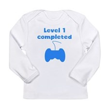 Level 1 Completed Long Sleeve T-Shirt