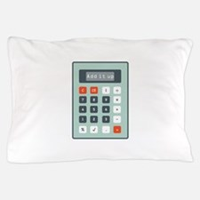 Add It Up Pillow Case