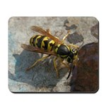 Yellowjacket Wasp Mousepad