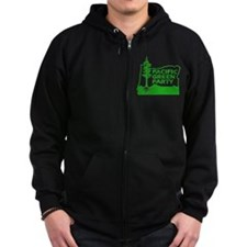 Cute Minor party Zip Hoodie