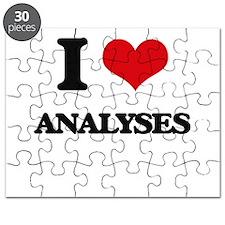 I Love Analyses Puzzle