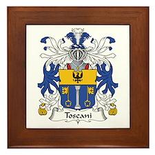 Toscani Framed Tile