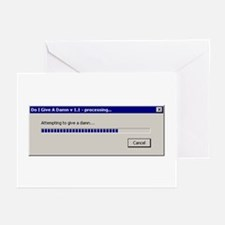 Give a Damn Greeting Cards (Pk of 10)