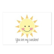 You Are My Sunshine! Postcards (Package of 8)