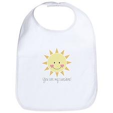 You Are My Sunshine! Bib
