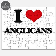 I Love Anglicans Puzzle