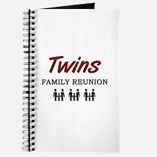 Twins Family Reunion Journal