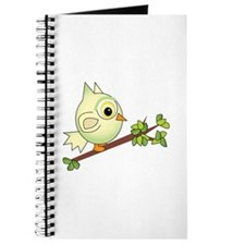 Owl In Tree Journal