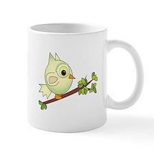 Owl In Tree Mugs
