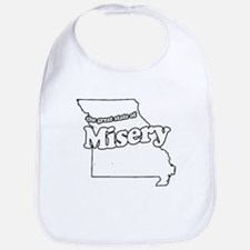 The Great State of Misery Bib