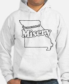 The Great State of Misery Hoodie