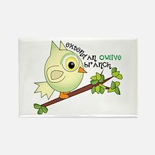 Owlive Branch Magnets