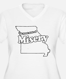 The Great State of Misery T-Shirt