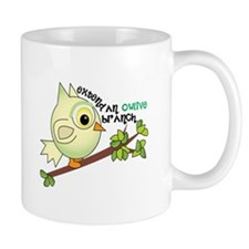 Owlive Branch Mugs