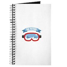 Ski Patrol Mask Journal