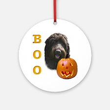 WPG Boo Ornament (Round)