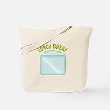 Lunch Break Tote Bag