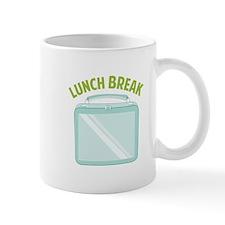 Lunch Break Mugs