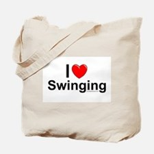Swinging Tote Bag