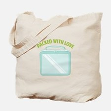 Packed With Love Tote Bag