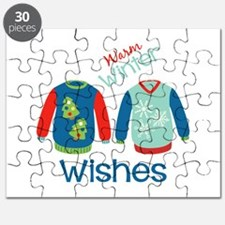 Warm winter sweaters Puzzle