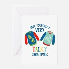 Very Tacky Christmas Greeting Cards