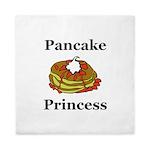 Pancake Princess Queen Duvet