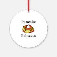 Pancake Princess Ornament (Round)