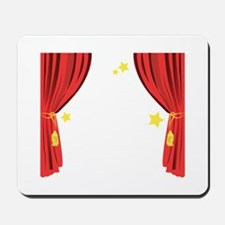 Stage Curtain Mousepad