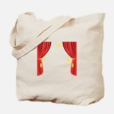 Stage Curtain Tote Bag