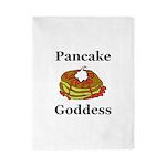 Pancake Goddess Twin Duvet