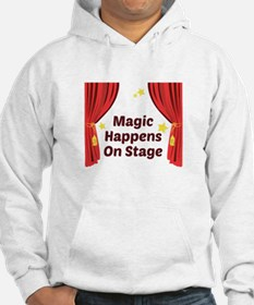 Magic Happens Hoodie