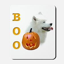 Samoyed Boo Mousepad