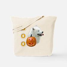 Samoyed Boo Tote Bag