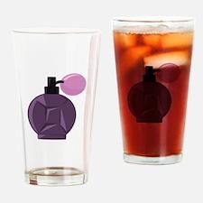 Perfume Bottle Drinking Glass