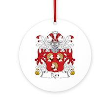Testi Ornament (Round)