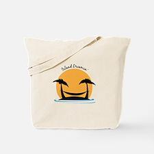 Island Dreamin Tote Bag