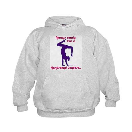 Gymnastics Hoodie - Handstand